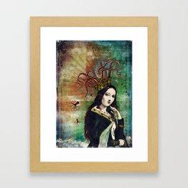 Sea Queen Framed Art Print