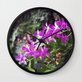 Longwood Gardens Autumn Series 245 Wall Clock