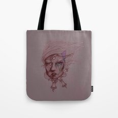 Pearl and Prism Tote Bag