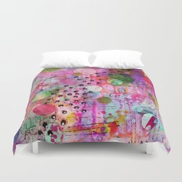 good things No. 3 Duvet Cover