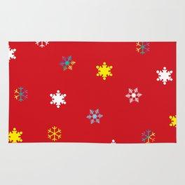 Snowflakes_B Rug