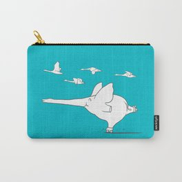 I'm like a swan Carry-All Pouch