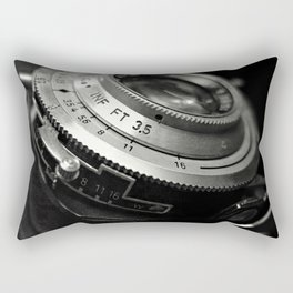 fstop macro Rectangular Pillow