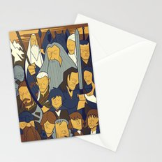 The Fellowship of the Ring Stationery Cards