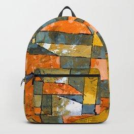 Paul Klee North German City Backpack