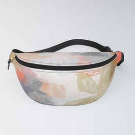 Summer Abstract Fanny Pack