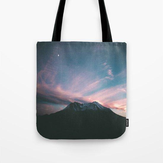 Mount Saint Helens III Tote Bag