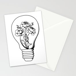 Flowery Thoughts Stationery Cards