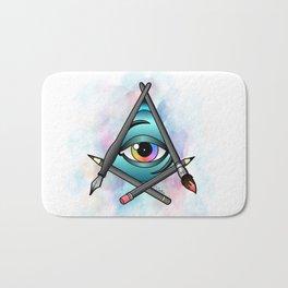 Creative Eye Bath Mat