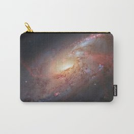 Spiral Galaxy M 106 Carry-All Pouch