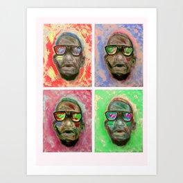 Cool Boy Series  Art Print