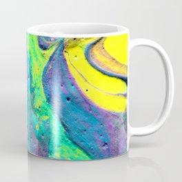 Neon Planet Coffee Mug