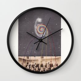 Collage 2013 004 Wall Clock