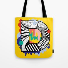 D for …. Tote Bag