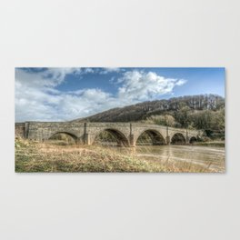 Kerne Bridge II Canvas Print