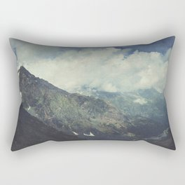 Valley and Mountains - Lombardia Italy Rectangular Pillow