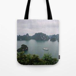 Ha Long Bay Islands Tote Bag