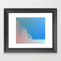 elongate Framed Art Print