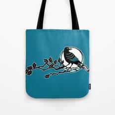 Crow and Oak Tote Bag