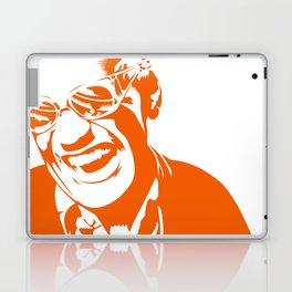 Ray Charles – Orange Laptop & iPad Skin