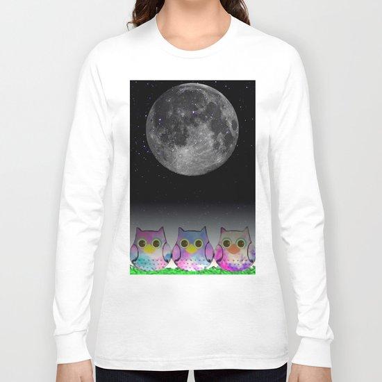 owl-5 Long Sleeve T-shirt