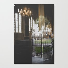 Westminster, October 2014 Canvas Print