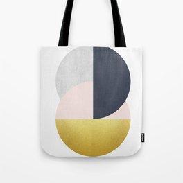 Geometric Polygon XIX Tote Bag