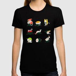 Sushi Dragons T-shirt