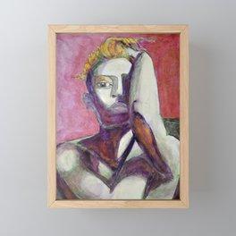 Fauve Framed Mini Art Print