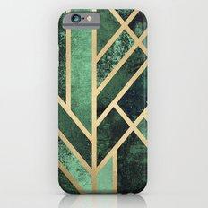 Art Deco Emerald Slim Case iPhone 6