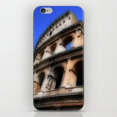 Colosseum - Rome, Italy iPhone & iPod Skin