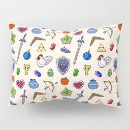 Zelda pattern Pillow Sham