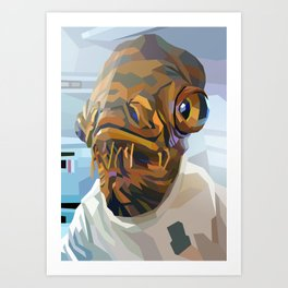 SW#02 Art Print