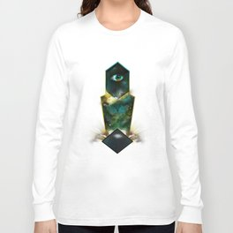 Crystal Visions Long Sleeve T-shirt