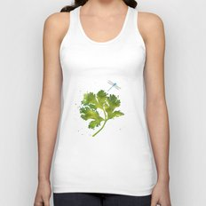 Dragonfly Two Unisex Tank Top