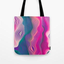 Colors bubbles Tote Bag
