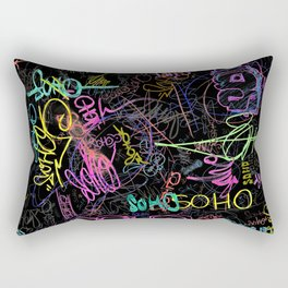 SOHO TAG Rectangular Pillow