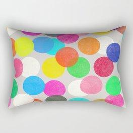 celebrate 1 Rectangular Pillow