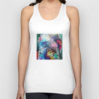 war Tank Tops featuring War by MonsterBrown
