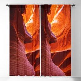 A Sculpture Of Nature Antelope Canyon Arizona Landscape Blackout Curtain