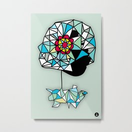 Float Metal Print