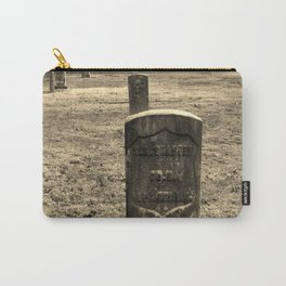 The Forgotten Graves Carry-All Pouch