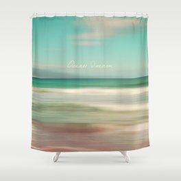 Ocean Dream IV Shower Curtain