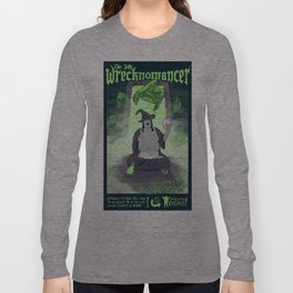 The Jolly Wrecknomancer Long Sleeve T-shirt