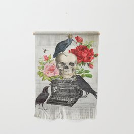 Murder of Crows Wall Hanging