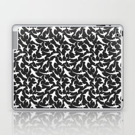 Sharks (inverted) Laptop & iPad Skin
