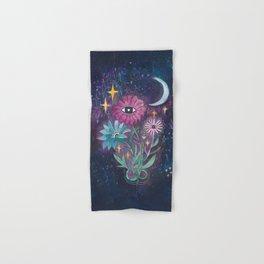Moonflowers Hand & Bath Towel