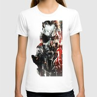 metal gear solid T-shirts featuring Metal Gear Solid V by Hisham Al Riyami
