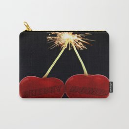 Cherry Bomb: Version 2 Carry-All Pouch