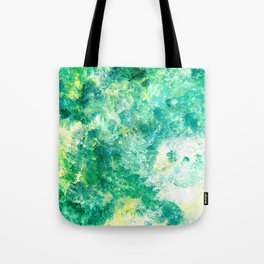 For Weary Eyes, A Green Peace Tote Bag